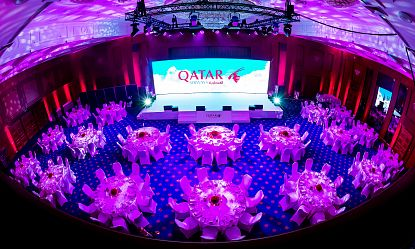 Qatar airwaves