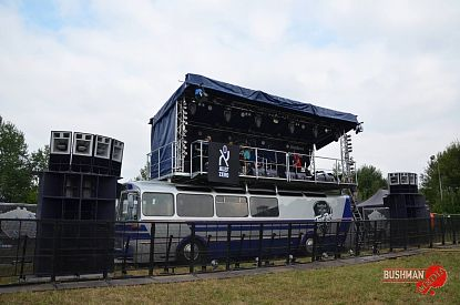 Red Bull Tour Bus events