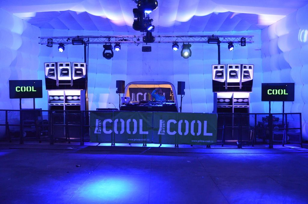 Prima Cool party tents 2013