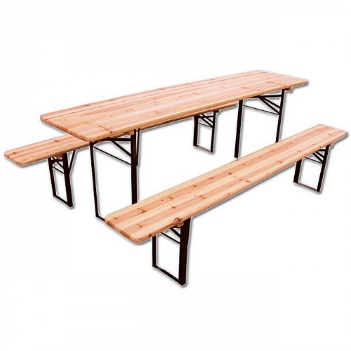 Bench and Table sets