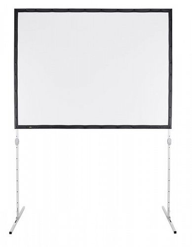 Projection screens 3x2m