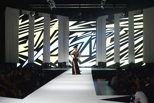 Stages, stands and catwalks